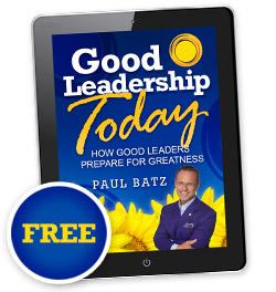 Good Leadership Today FREE eBook