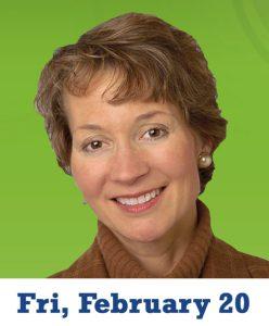 Good Leadership Breakfast - Lynn Casey