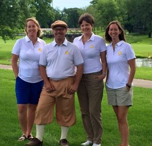 The Good Leadership team was happy to host the Knicker Open at Minnesota Valley Country Club in Bloomington, Minnesota - our biggest fundraiser of the year!